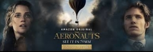 The Aeronauts -  Tom Harper